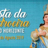 Festa da Padroeira de Belo Horizonte na Igreja Nossa Senhora da Boa Viagem