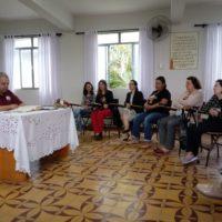 Encontro dos Leigos Sacramentinos com o Superior Geral - Caratinga - MG