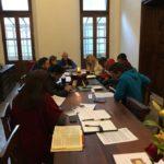 Reunião de Formação da ALLS – Buenos Aires – Argentina