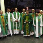 Dom Jorge Alves Bezerra no tríduo de Ordenação Episcopal de Monsenhor Hernaldo Farias, SSS