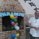 Comemoração do aniversário de Pe. Alejandro em José Walter
