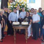 Superior Provincial Pe. Marcelo Carlos, sss Participa da Posse de Dom Hernaldo P. Farias, sss – Diocese de Bonfim – BA