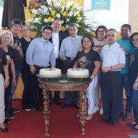 Superior Provincial Pe. Marcelo Carlos, sss Participa da Posse de Dom Hernaldo P. Farias, sss – Diocese de Bonfim - BA