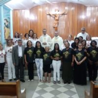 Retiro e Promessas de Vida em Paracatu - MG.