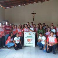 Pastoral do Dízimo na Comunidade Santa Tereza – Paróquia Santíssima Trindade