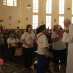 Romaria no Santuário de Adoração em Caratinga