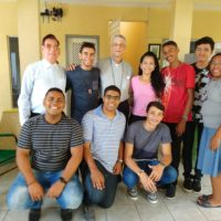 Encontro Vocacional Sacramentino - SAV Fortaleza