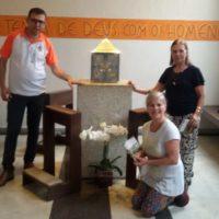 Ir. Joel realiza visita aos vocacionados e suas famílias em São Paulo
