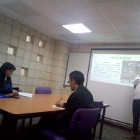Apresentação de Monografia e finalização de Curso de Teologia do Ir. José Júnior