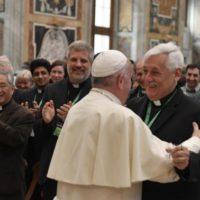 Papa aos Jesuítas: nos pobres, o encontro com Cristo