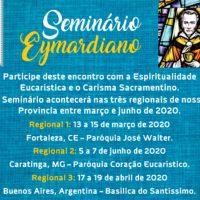 Seminário Eymardiano - 2020