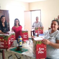 Confraternização de Natal Comunidade Sete Lagoas
