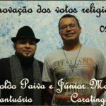 Renovação Votos Religiosos dos Irmãos Júnior Marques, sss e Haroldo Paiva, sss