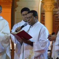 Aniversário Presbiteral Padre Renivaldo Bruno, sss