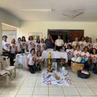Reunião de Formação da Comunidade N. S. do Stmo. Sacramento - Paracatu - MG