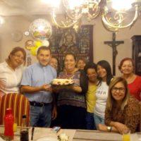 Aniversário de nascimento do Pe. Christian Retamales, sss