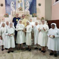 70 anos do Cenáculo das Servas do Santíssimo Sacramento – Juiz de Fora