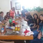 Confraternização da comunidade ALLS em Sete Lagoas