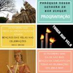 Bênção das velas na festa da Apresentação do Senhor: 2 de fevereiro de 2020