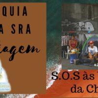 SOS às vítimas da chuva