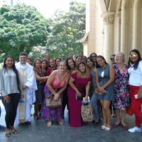 Missa da acolhida das mulheres venezuelanas na Igreja da Boa Viagem