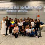 Venezuelanas chegam à Casa de acolhida Boa Viagem em Belo Horizonte