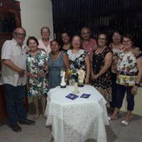 Visita da Coordenadora Provincial da ALLS às comunidades de Fortaleza
