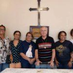 Comunidade Sant'Ana em Reunião de Formação