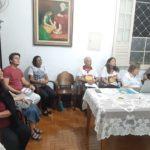 Reunião da comunidade de leigos de Belo Horizonte
