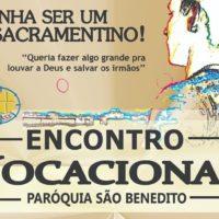 Encontro Vocacional Sacramentino Regional 1
