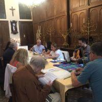 Reunião de Formação da ALLS em Buenos Aires
