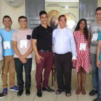 1º Encontro Vocacional Sacramentino Regional 1 Fortaleza