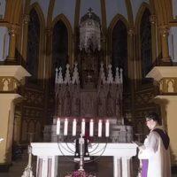 Igreja Nossa Senhora da Boa Viagem realiza o Ofício de Trevas