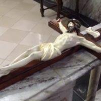 Paróquias e Santuários Sacramentinos celebram a Sexta-feira Santa via transmissão ao vivo