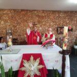 Santuário Eucarístico Sete Lagoas Celebra Santa Missa da Solenidade de Pentecostes
