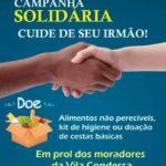 Paróquia São Benedito realiza Campanha solidária