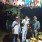 Encontro comunitário no Cenáculo Caratinga
