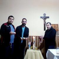 Retiro Corpus Christi Cenáculo San Martín