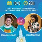 Live Eucarística com Pe. Marcelo, sss e Dra. Filó
