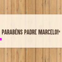 Aniversário de Ordenação Presbiteral – Pe. Marcelo Carlos da Silva, sss