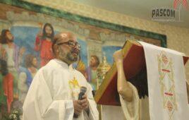 Aniversário Ordenação Diaconal - Diác Antônio Rocha, sss