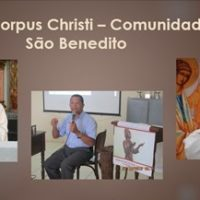 RETIRO CORPUS CHRISTI CENÁCULO SÃO BENEDITO