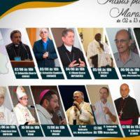 Bispos do Maranhão se unem para celebrar missas ao vivo em tempos de pandemia