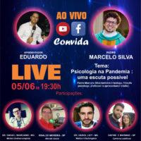 Live com Padre Marcelo Silva