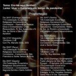 Quarta Semana Eucarística – Eucaristia em Tempos de Pandemia