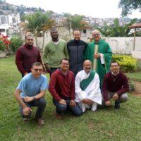 Retiro em preparação para o Diaconato