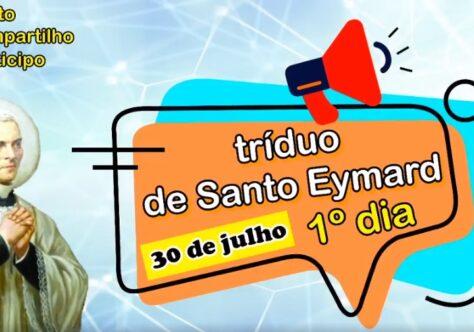 Tríduo Festa de São Pedro Julião Eymard