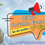 Tríduo em preparação à Festa de São Pedro Julião Eymard