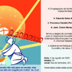 Celebração Eucarística de Ordenação