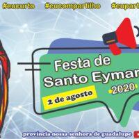 02 de agosto - Festa de São Pedro Julião Eymard